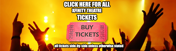 Xfinity theatre tickets