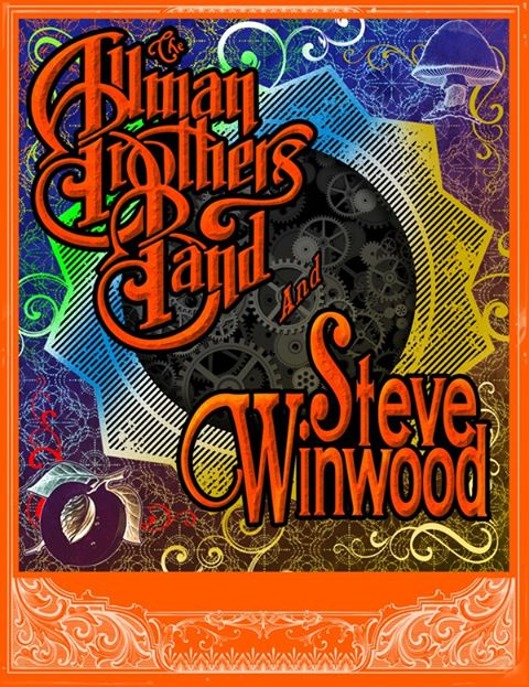 Allman-Brothers-Band-&-Steve Winwood-Comcast-Theatre