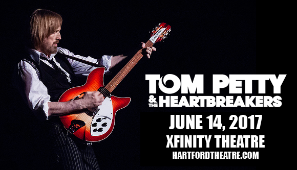 Tom Petty And The Heartbreakers & Joe Walsh at Xfinity Theatre
