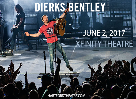 Dierks Bentley, Cole Swindell & Jon Pardi  at Xfinity Theatre