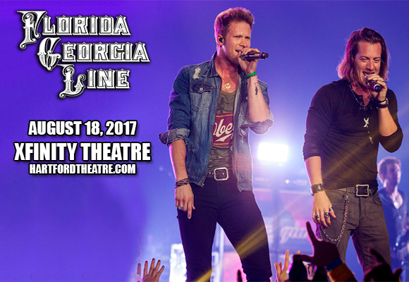 Florida Georgia Line, Nelly & Chris Lane at Xfinity Theatre