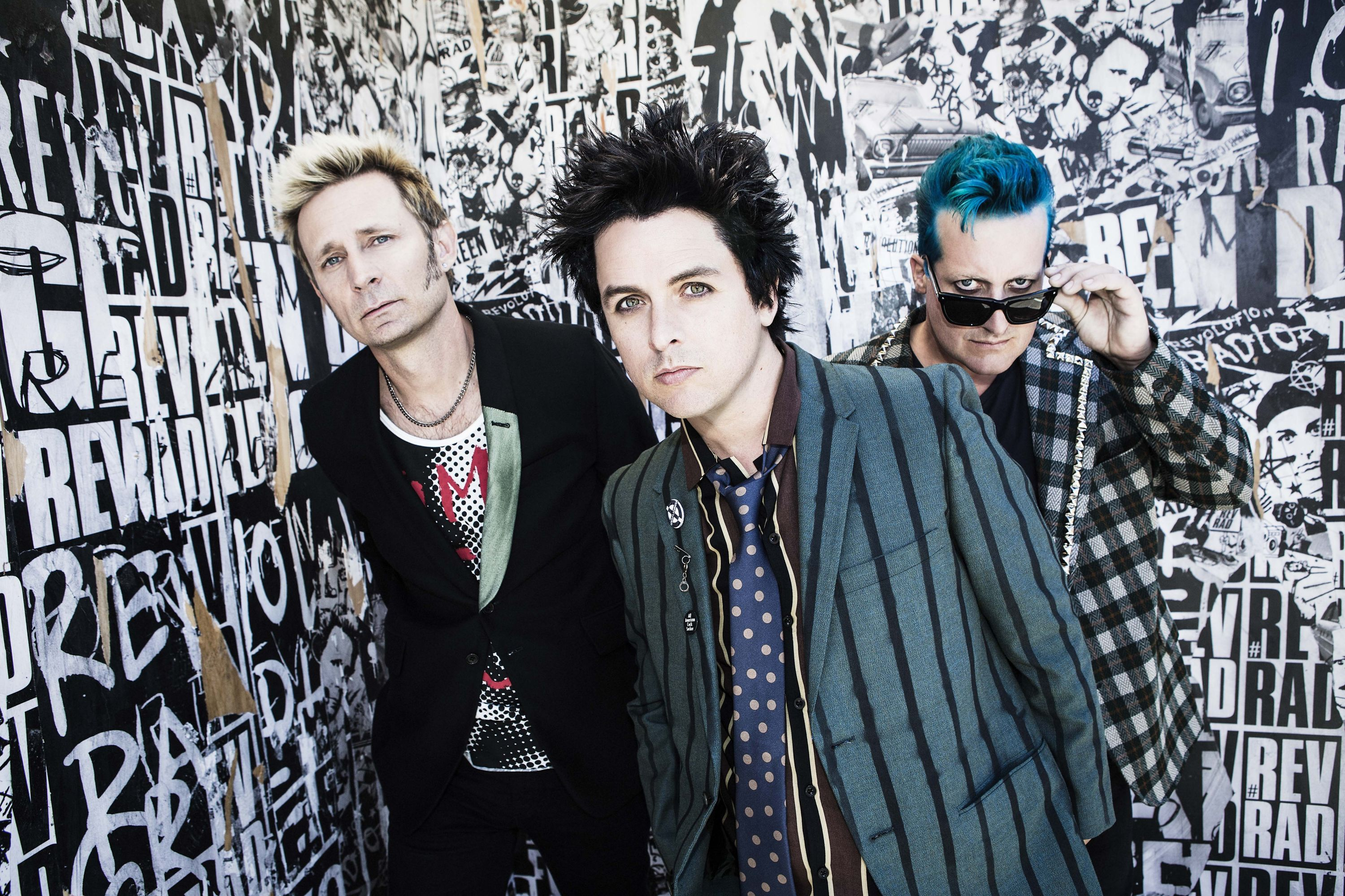 Green Day & Catfish and The Bottlemen at Xfinity Theatre