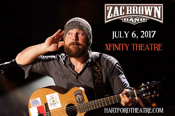 Zac Brown Band at Xfinity Theatre