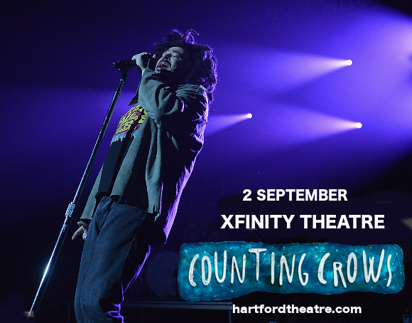 Matchbox Twenty & Counting Crows at Xfinity Theatre