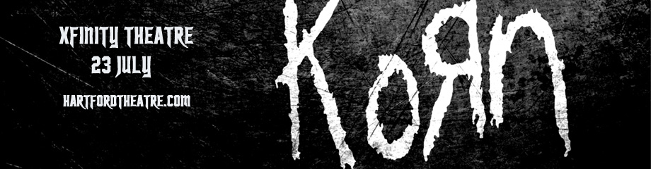 Korn at Xfinity Theatre