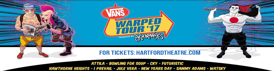 Vans Warped Tour at Xfinity Theatre