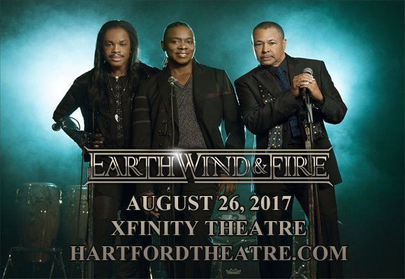 Earth, Wind and Fire at Xfinity Theatre