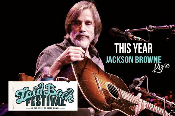 Laid Back Festival: Jackson Browne, Peter Wolf, Jaimoe's Jasssz Band & Steve Winwood at Xfinity Theatre
