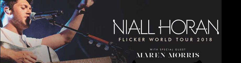 Niall Horan & Maren Morris at Xfinity Theatre