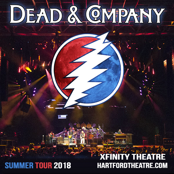 Dead & Company at Xfinity Theatre