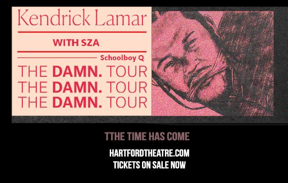 Kendrick Lamar, SZA & Schoolboy Q at Xfinity Theatre