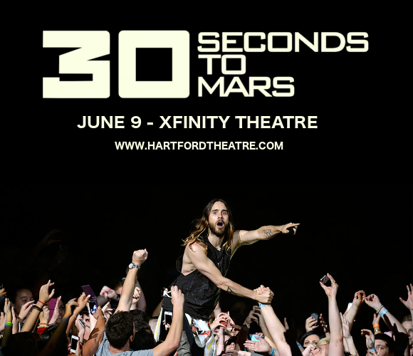 30 Seconds To Mars, Walk The Moon & MisterWives at Xfinity Theatre
