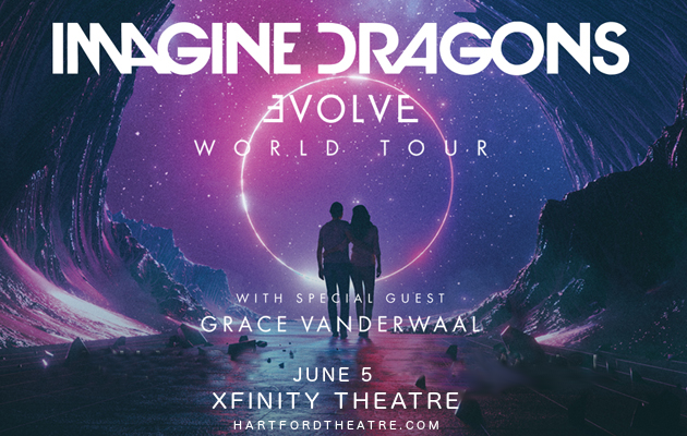 Imagine Dragons at Xfinity Theatre