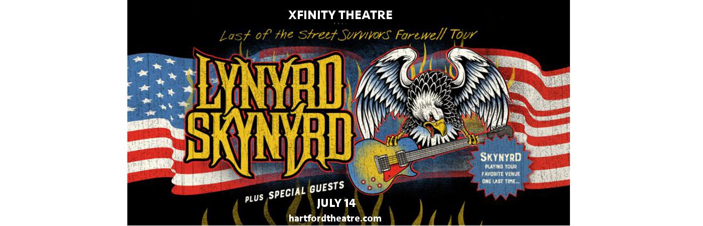 Lynyrd Skynyrd at Xfinity Theatre