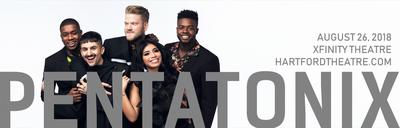 Pentatonix at Xfinity Theatre