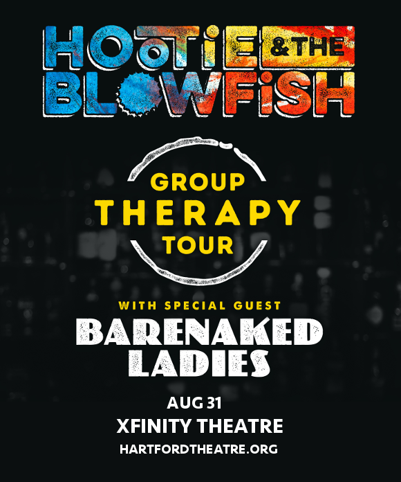 Hootie & The Blowfish at Xfinity Theatre
