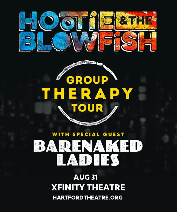 Hootie & The Blowfish at Xfinity Theatre
