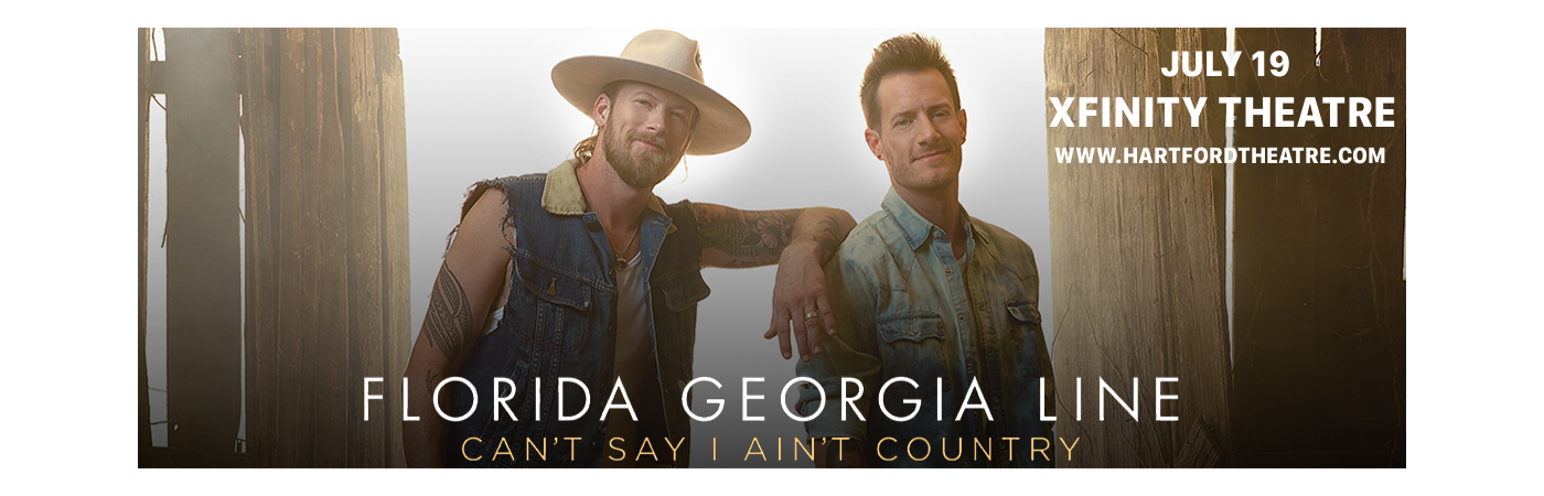 Florida Georgia Line, Dan and Shay & Morgan Wallen at Xfinity Theatre