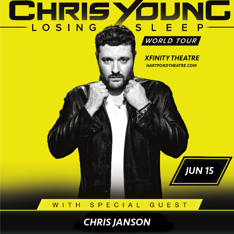 Chris Young & Chris Janson at Xfinity Theatre