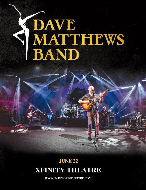 Dave Matthews Band at Xfinity Theatre