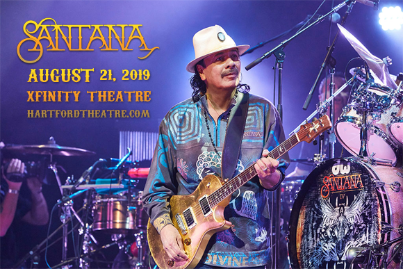 Santana & The Doobie Brothers at Xfinity Theatre