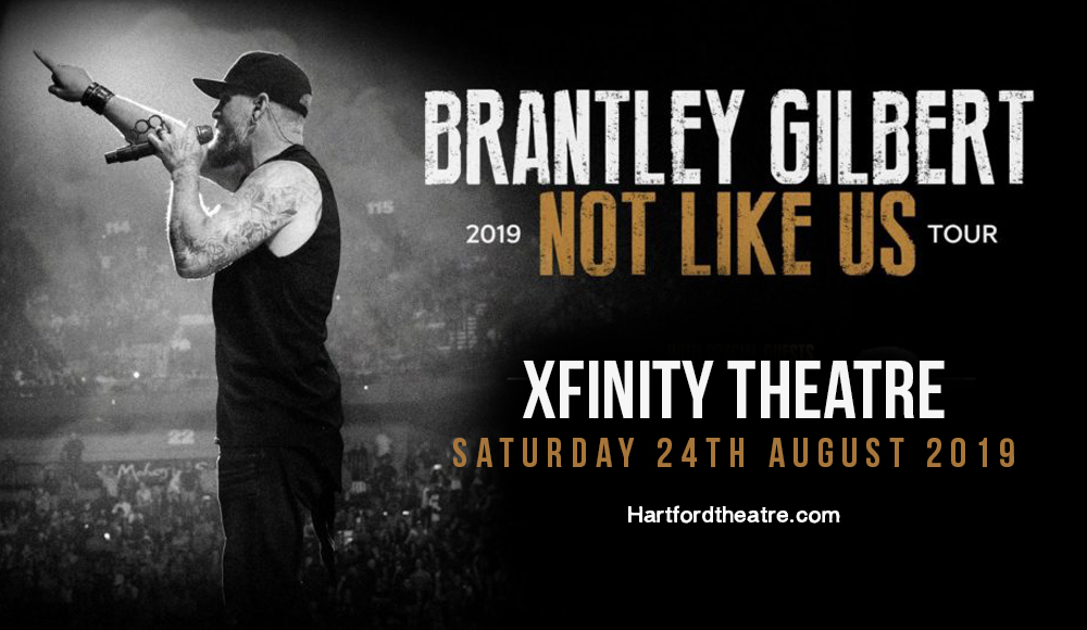 Brantley Gilbert at Xfinity Theatre