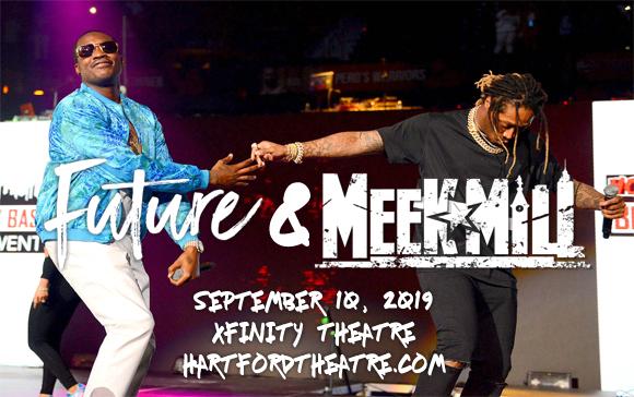Meek Mill & Future at Xfinity Theatre