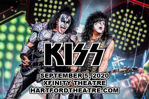 Kiss at Xfinity Theatre