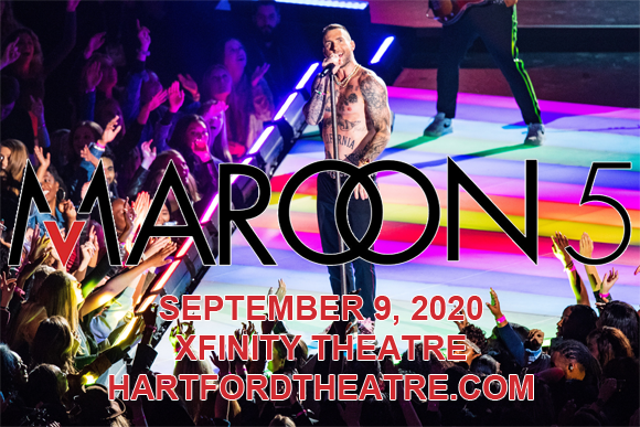 Maroon 5 & Meghan Trainor at Xfinity Theatre