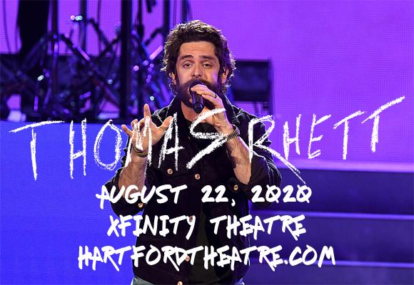 Thomas Rhett & Cole Swindell at Xfinity Theatre