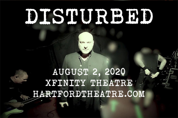 Disturbed, Staind & Bad Wolves at Xfinity Theatre