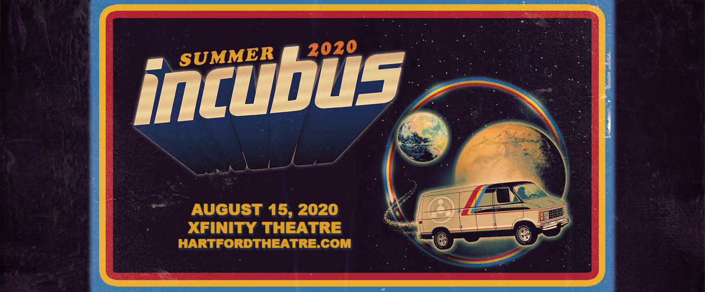 Incubus, 311 & Badflower at Xfinity Theatre