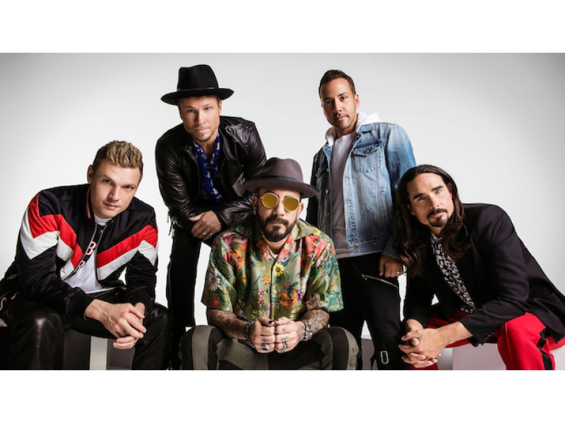 Backstreet Boys [POSTPONED] at Xfinity Theatre