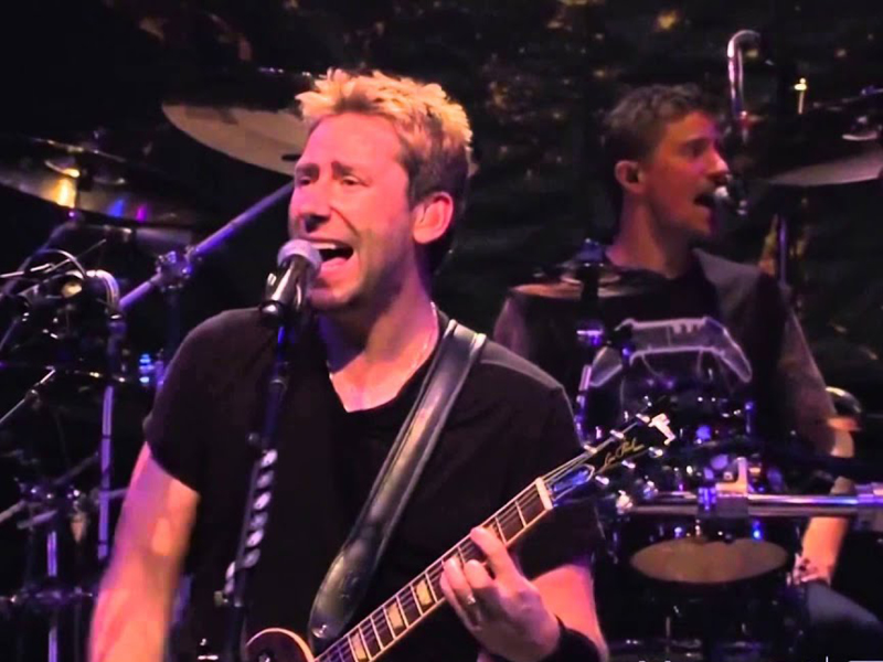 Nickelback, Stone Temple Pilots & Tyler Bryant and The Shakedown [CANCELLED] at Xfinity Theatre