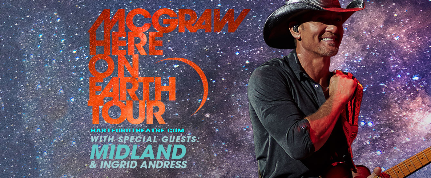 Tim McGraw [CANCELLED] at Xfinity Theatre