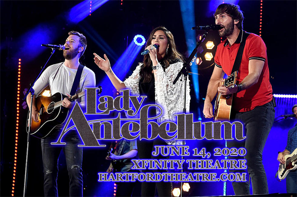 Lady Antebellum, Jake Owen & Maddie and Tae [CANCELLED] at Xfinity Theatre