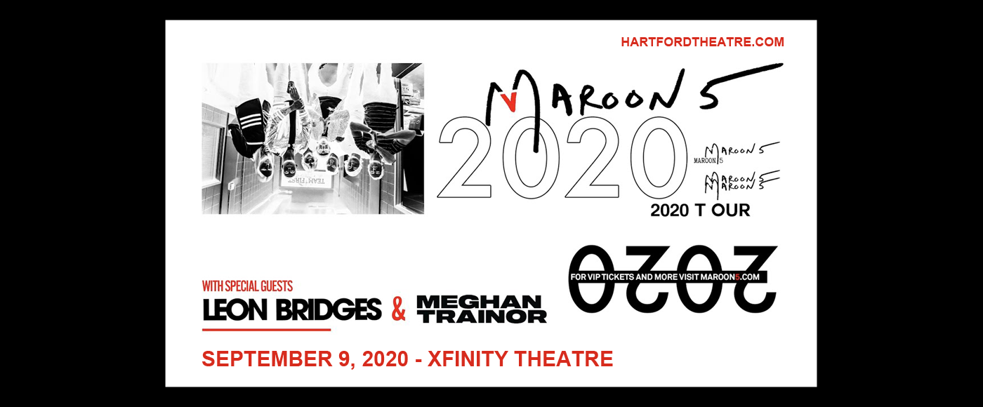Maroon 5 & Meghan Trainor [POSTPONED] at Xfinity Theatre