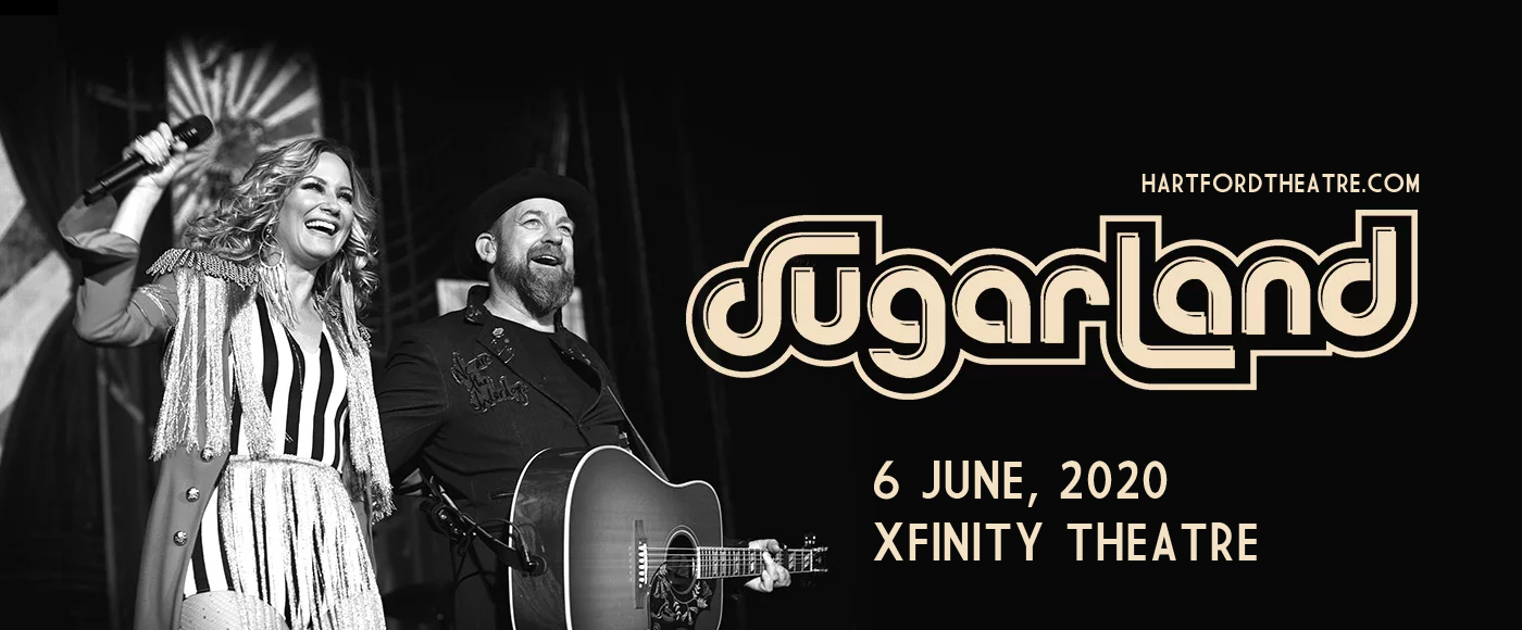 Sugarland [CANCELLED] at Xfinity Theatre