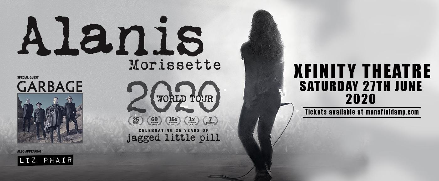 Alanis Morissette at Xfinity Theatre