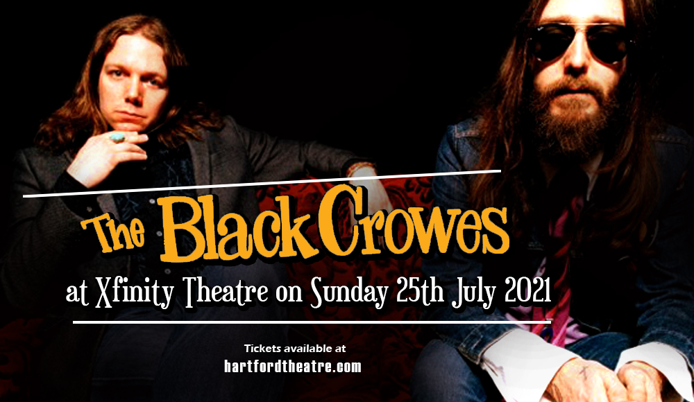 The Black Crowes at Xfinity Theatre