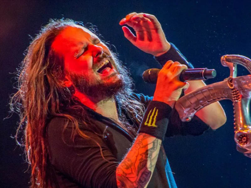 Korn & Staind at Xfinity Theatre